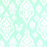 Raji Mint Twill Ikat Print Drapery Fabic by Premier Prints