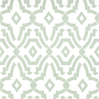 Chevelle Artichoke Slub Green Contemporary Print Drapery Fabric by Premier Prints