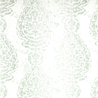 Manchester Artichoke Green Floral Print Drapery Fabric by Premier Prints