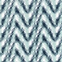 Rhodes Premier Navy Flame Stitch Print Drapery Fabric by Premier Prints