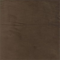 Gloria Light Brown Cotton Velvet Upholstery Fabric
