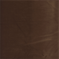 Gloria Expresso Brown Cotto Velvet Upholstery Fabric