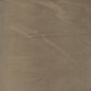 Gloria Taupe Tan Cotton Velvet Upholstery Fabric