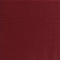 Gloria Wine Solid Red Cotton Velvet Upholstery Fabric