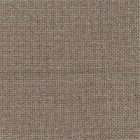 Durly Stone Solid Brown Gray Textured Upholstery Fabric Swatch