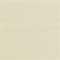 Egypt Cream Solid Ivory Slubby Cotton Linen Look Drapery Fabric