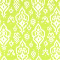 Raji Canal Green Slub Ikat Print Drapery Fabic by Premier Prints 30 Yard Bolt