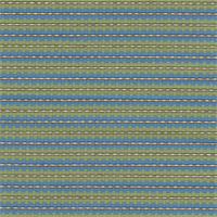Condi Ocean Blue Green Horizontal Stripe Upholstery Fabric