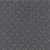 Chris Crush Navy Blue Woven Upholstery Fabric Swatch