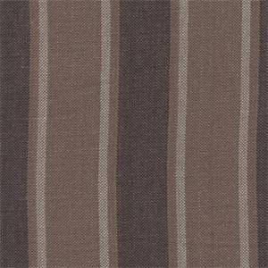 Sergent Smoke Gray Vertical Stripe Drapery Fabric Swatch