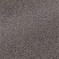 Pecos Pewter Solid Gray Faux Vinyl Upholstery Fabric