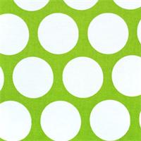 Dandie Chartreuse by Premier Prints - Drapery Fabric
