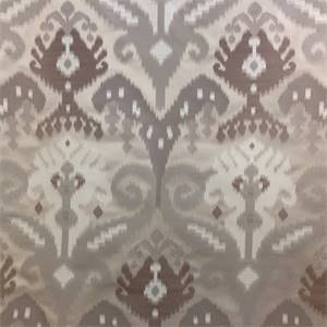 Marsala Peppercorn Gray Drapery Fabric by P. Kaufmann