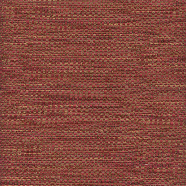 Brisbane Rhubarb Red Tweed Upholstery Fabric 50321