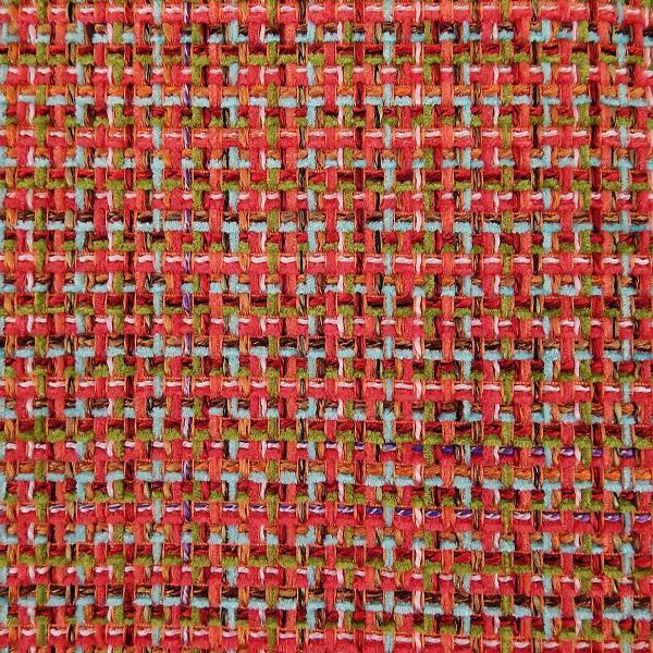 Chanel Petal Pink Tweed Upholstery Fabric - SW50342