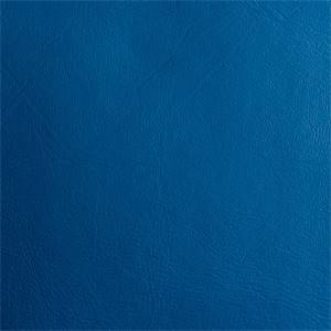 Expanded Vinyl Royal Blue Upholstery Fabric