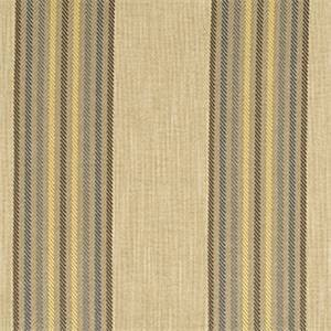 Trooper Cove Tan Stripe Upholstery Fabric by Robert Allen