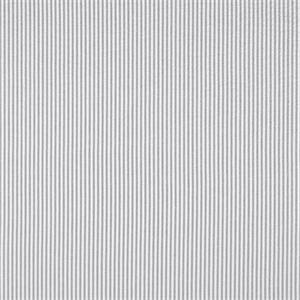 Pucker Up Fog 02 Gray Seersucker Stripe Cotton Drapery