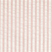 Pucker Up Cotton Candy Pink 024 Cotton Seersucker Stripe Drapery Fabric by Waverly