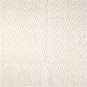 Fantastical Gardenia 370 Off White Diamond Matelasse Fabric