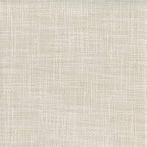 Spun Ice Pale Beige Linen Look Drapery Fabric
