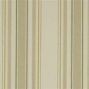 Catesby Stripe Aged Bronze Drapery Fabric by Robert Allen