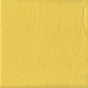 Metropolitan Sunshine Solid Yellow Linen Drapery Fabric by P. Kaufmann