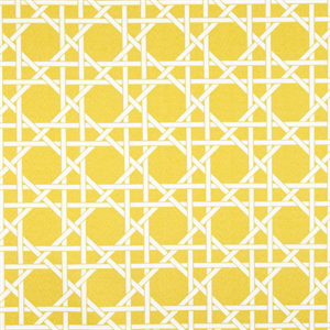 Kane Soleil Gold Yellow Geometric Indoor Outdoor Fabric by Richloom ...