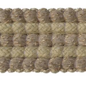 Rebellious Linen Braid Trim