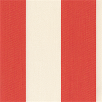 Cabana Stripe Mango Orange Al Fresco Stripe Indoor Outdoor Functional Fabric