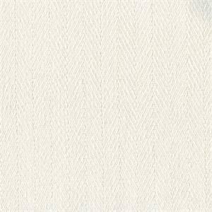 Meridian Snow White Herringbone Indoor/ Outdoor Fabric by Al Fresco