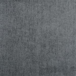 Glitz Gunmetal Solid Gray Velvet Upholstery Fabric Swatch 51977