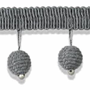 DM155/03c Metallic Beaded Fringe