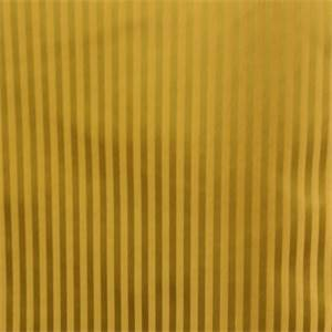 Lynwood Avocado Stripe Faux Silk Drapery Fabric