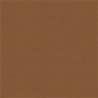 Milano Cedar Solid Brown Faux Silk Fabric