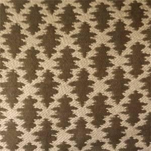Flawless Mushroom Ikat Upholstery Fabric