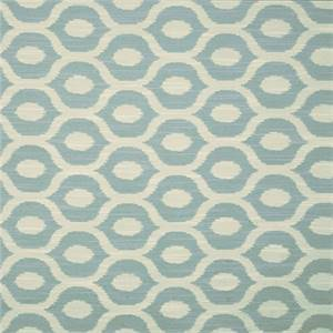 Minya Aquarium Contemporar Ikat Upholstery Fabric by Swavelle Mill Creek