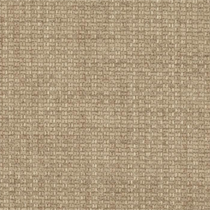 Brisbane Khaki Solid Tan Basketweave Upholstery Fabric