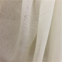 Verona YA/L207 Oyster Ivory Sheer Drapery Fabric This Is A Beautiful Solid  Ivory Sheer Drapery Fabric. This Fabric Is Perfect For Any Home Decorating  ...