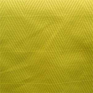 Wave Length Spring Leaf Green Herringbone Multipurpose Fabric by P Kaufmann