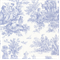 Jamestown Baby Blue by Premier Prints - Drapery Fabric