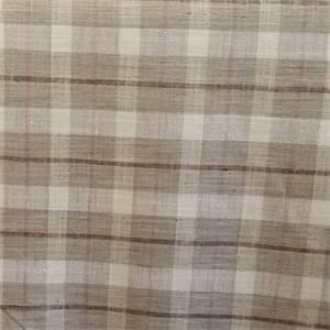 Voyager Thistle Purple Plaid Multipurpose Fabric by P Kaufmann