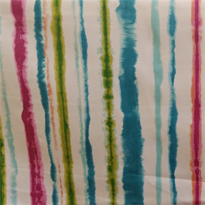 Color Lesson Tutti Frutti Stripe Drapery Fabric By P Kaufmann