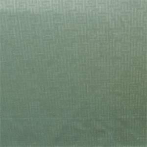 Anthropas Jasper Blue Grey Greek Key Upholstery Fabric  by Richloom