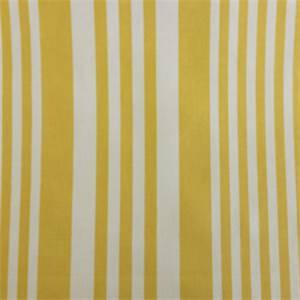 Piper Maize Yellow Stripe Drapery Fabric