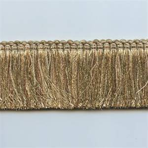 DM500/06 Gold Brush Fringe