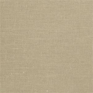 02626 Linen Solid Tan Drapery Fabric