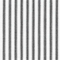 Classic Black Ticking  Stripe by Premier Prints - Drapery Fabric