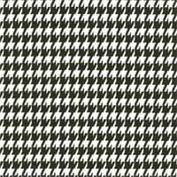 Houndstooth Black White by Premier Prints - Drapery Fabric