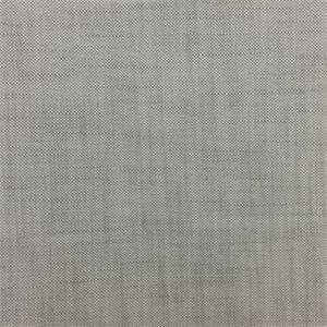 Grasscloth Pewter Silver Drapery Fabric By Roth & Tompkins